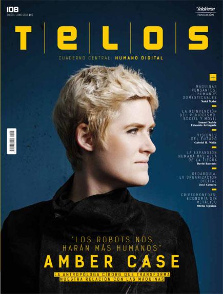 Transhumanismo: Qué, cómo y cuándo Telos-108-portada-2018