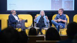 Foro TELOS día 1 – 'Ciudades inclusivas, ciudades sostenibles' con Saskia Sassen y Carlo Ratti
