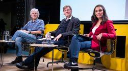 Foro TELOS día 2 – 'Humanos y digitales' con Juan Luis Arsuaga y Anders Sandberg