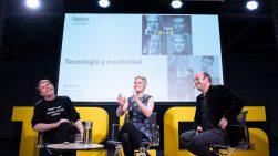 Foro TELOS día 3 – 'Tecnología y creatividad' con Amber Case y Rob Roth