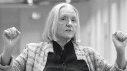 """Saskia Sassen: """"Hay que desarrollar modelos de vivienda para todas las clases sociales"""""""