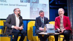 Foro TELOS día 4 – 'Futuro 2050' con Jared Diamond